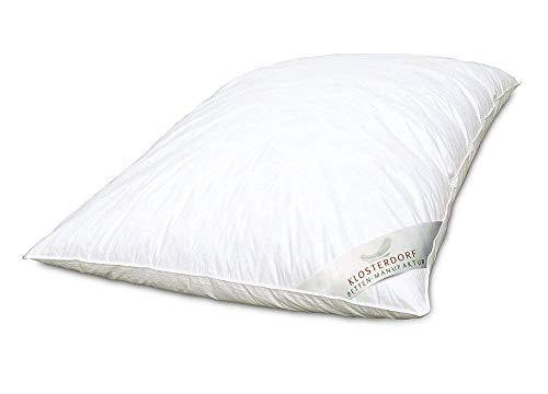 Klosterdorf Bettenmanufaktur Premium Ballonbett-Winterdecke \'\'Propper Deluxe\'\' | 135x200 cm | 2200 Gramm | Gänsedaunen Klasse 1 | Handarbeit aus Deutschland | Für einen gesunden Schlaf