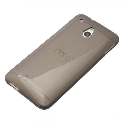 ECENCE HTC ONE MINI M4 CUSTODIA PROTETTIVA MORBIDA CASE COVER SILICONE 32030101