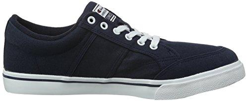 Champion Low Cut Shoe Placard, Baskets Basses homme Bleu - Blau (New Navy/White 2307)