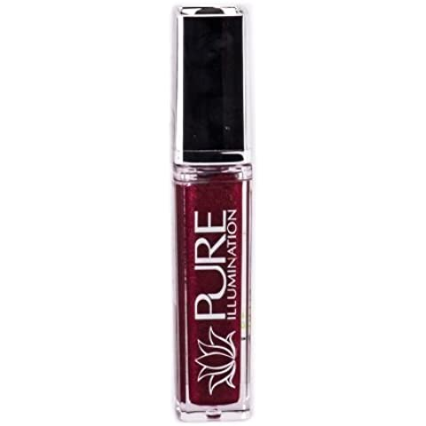 Pure Illumination Push Button Light Up Lip Gloss Russo Red