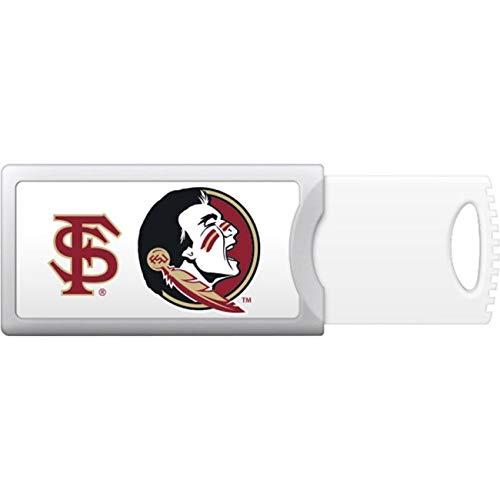 Florida State University Push USB Flash Drive, Classic V2–8GB