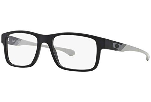 Oakley Brillengestell Junkyard Azetat black grey