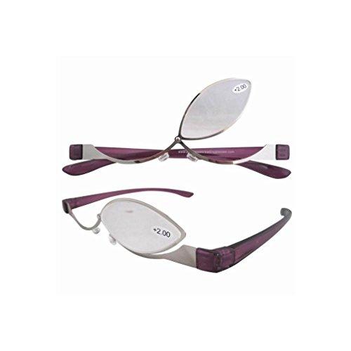 Eyekepper Lunettes de vue pour se maquiller en acier inoxydable lunettes maquillage