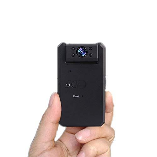 Mini Kamera, Zarsson Spion Versteckte Kameras Spy Cam Kamera Überwachung Nanny Cam mit HD 1080P Video, 140 Grad Breiter Blickwinkel, Bewegungserkennung, Nachtsicht und 32GB SD Karte Für Heim und Büro Sicherheit