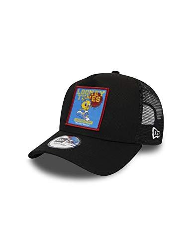 New Era Looney Tunes Trucker Cap Tweety Schwarz, Size:ONE Size