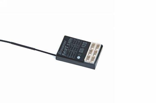 Preisvergleich Produktbild Graupner/SJ 33505 - HoTT Empfänger GR-12S