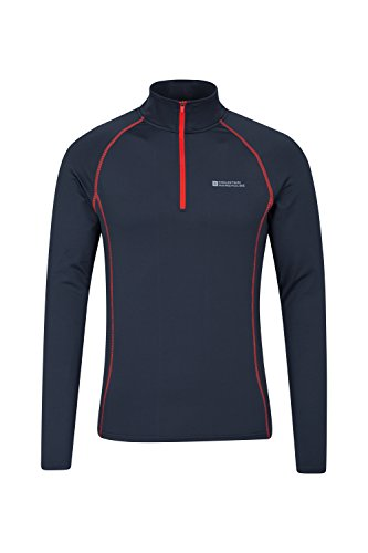 MOUNTAIN WAREHOUSE TOP CICLISTA PARA HOMBRE BREEZE CARBON X LARGE