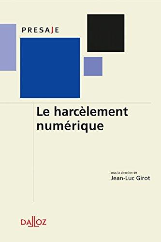Le harclement numrique - 1re d.