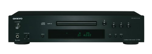 Onkyo C-7030 CD-Player (MP3) schwarz