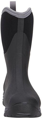 Muck Boots Arctic Commuter, Chaussures Multisport Outdoor Homme Noir (black/silver)