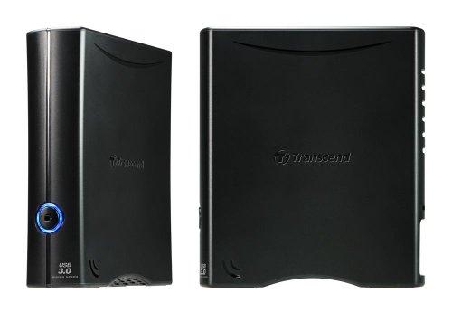 Transcend TS3TSJ35T3 T3 3TB Externe Festplatte (8,9 cm (3,5 Zoll) 64MB Cache, USB 3.0) schwarz