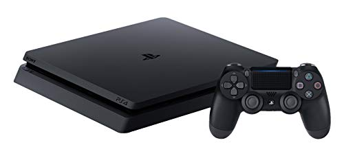 Playstation 4 (Ps4) - Consola Slim De 500 Gb