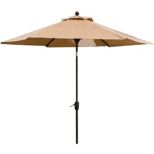 Hannover monacoumb neigbar Regenschirm für Das Monaco Outdoor Möbel Kollektion, 9-Feet von...