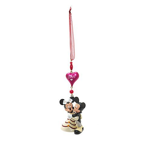 Dale Und Disney Chip Kostüm - Mickey und Minnie Hochzeit, Sonnenspirale, Disneyland Paris, offizielles Disney Weihnachten Ornament