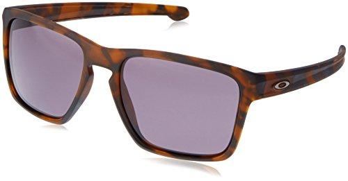 Oakley Sonnenbrille SLIVER XL, Braun (WARM GREY), 57, OO9341-04