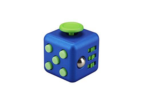 Stresswürfel wie Fidget Cube als perfektes Spielzeug für Wartezimmerbei oder der Arbeit entlastet Stress und Angst Spielzeug Geschenke für Kinder und Erwachsene Fidget Erwachsenen
