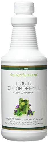Liquid Chlorophyll with Natural Spearmint oil (473 ml)
