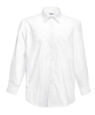 Herren Langarm Hemd Freizeit Business Shirt verschiedene Farben und Größen