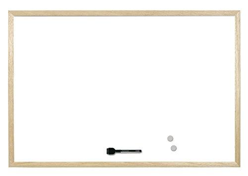 bi-office-budget-pizarra-blanca-magnetica-con-marco-de-madera-de-pino-60-x-45-cm
