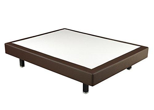 Boxspringsysteme starr Pikolin Kunstleder 3d – Versand kostenlos und erhältlich in allen Maßnahmen x cm (105x180, Wenige)
