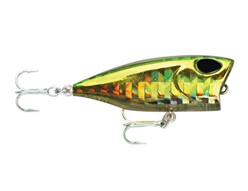 Artificiale Da Pesca Spinning Galleggiante Storm Popper Per Luccio Bass Cavedano