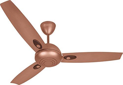Luminous Artitude 1200mm 78-Watt Ceiling Fan (Rose Gold)