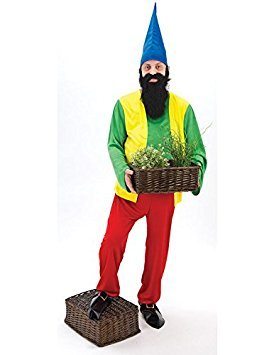 Costume Gnome Nains Timide