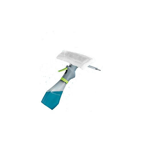 Limpiador de cristales 3 en 1, 2 unidades, recambio de esponja-Pulverizador-raclette