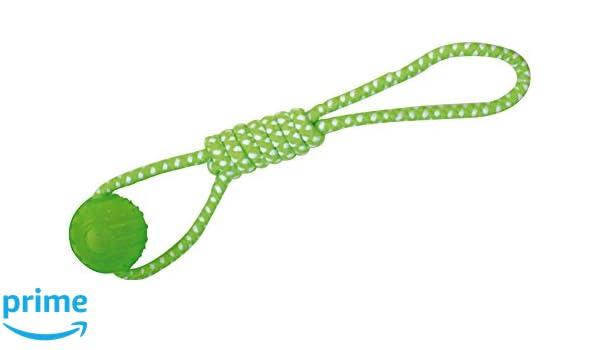 Croci Blasting Jeu Corde en Thermoplastique Résistante Balle pour Chien  Vert 41 x 6 cm  Amazon.fr  Animalerie 243b57b2dcf0