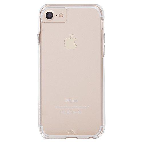 Case-Mate CM034748X - Funda para Apple iPhone 7 / 6 / 6S, transparente