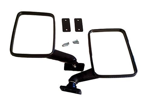 Pour VW Transporter T25/T3/aile miroir de porte–Paire type de 1980–199025/Camper