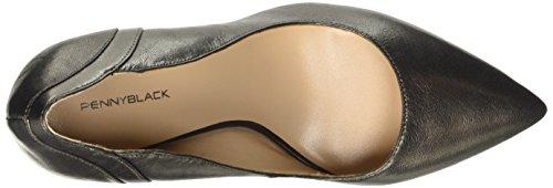 Pennyblack Serra, Chaussures à Talon à Bout Fermé Femme Grigio (Antracite)