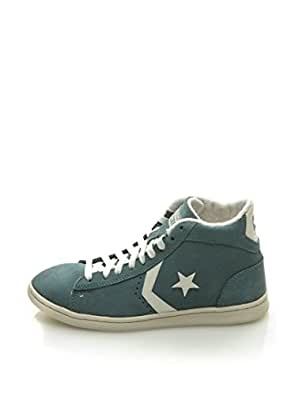 Converse Fashion/Mode - Pro Leather LP Mid Blue - Taille 37 1/2 - Bleu