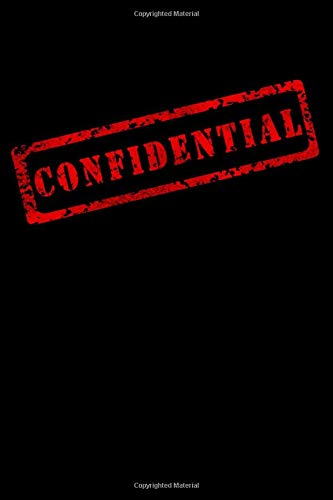 ok; Record your top Secret information. Private Journal for Men, Women or Kids. Great for personal & confidential information, ()