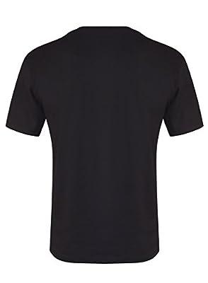 Goldsgym Basic Left Chest Print T-Shirt by Goldsgym