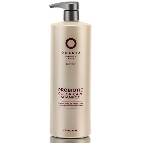 Onesta Probiotic Color Care Shampoo, 31 Ounce by Onesta