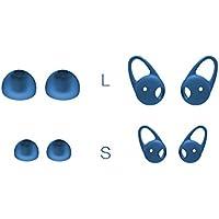 Linner - Auriculares de Repuesto para Auriculares inalámbricos, Color Azul