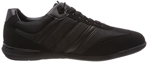 Bugatti 321168016900, Sneakers Basses Homme Noir (Schwarz)