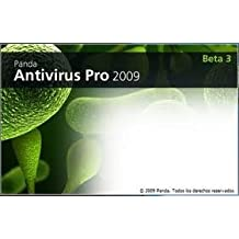 Panda Antivirus Pro 2009, Retail, Mini Box, 3 Lic - Seguridad y antivirus (Retail, Mini Box, 3 Lic, Caja, 3 usuario(s), No específicado, PC, 230 MB, 128 MB)