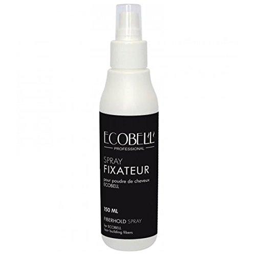 Ecobell Fixateur Plus: Spray Fixant 100 ml Poudre de Cheveux