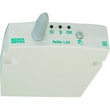 Delta Dore DEL6050334 Récepteur radio fil pilote