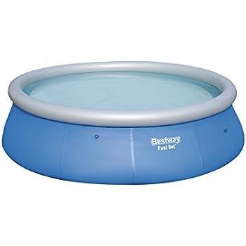 intex easy set pool mit filterpumpe 396 x 84cm garten. Black Bedroom Furniture Sets. Home Design Ideas