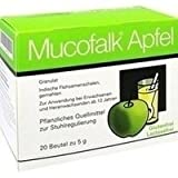 Mucofalk Apfel Granulat Beutel 20 stk