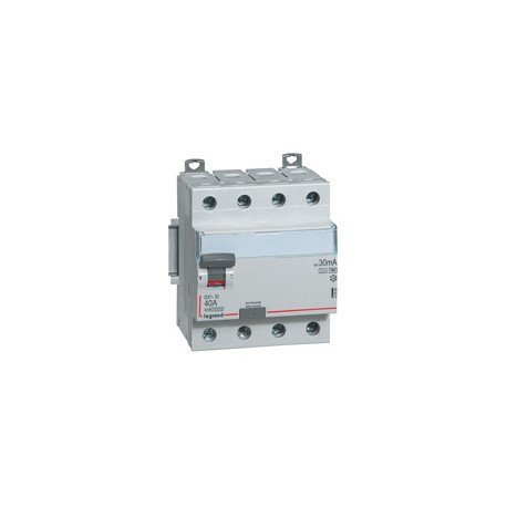 LEGRAND MAGNET /DIF TERCIARIO 411695 - DIFERENCIAL DX3 4/40/30 HPI