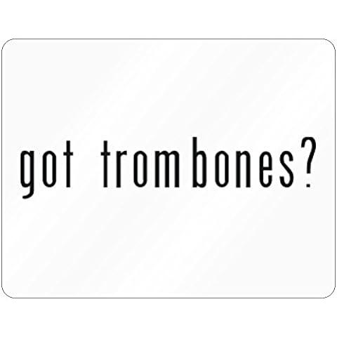 Teeburon Got Trombone? Horizontal Sign