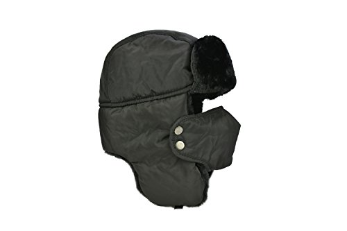 Unisex Winter Ear Flap, Trooper, Trapper, Bomber Hat, Keeping Warm While Skating, Skiing or Other Outdoor Activities 2