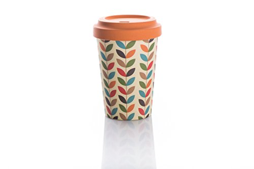 Coffe-to-go-gobelet-en-bambou-avec-couvercle-Bright-Leaves-Bamboo-Cup