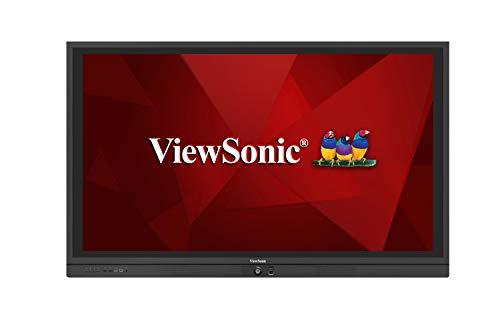 ViewSonic ViewBoard IFP6560 4K UHD Interaktives Flachbildschirm für Bildung und Unternehmen (4k-monitor Von Viewsonic)