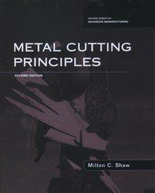 Metal Cutting Principles, 2Nd Edn