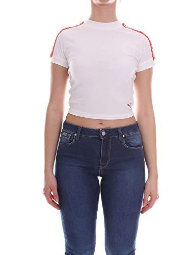 FENTY PUMA BY RIHANNA T-Shirt Donna F0d21d00ja11 Cotone Bianco